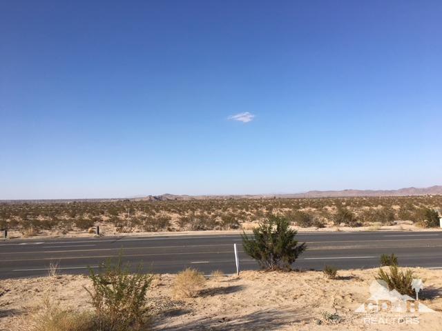 0 Twentynine Palms Highway, Joshua Tree, CA 92252 (MLS #218027038) :: Brad Schmett Real Estate Group