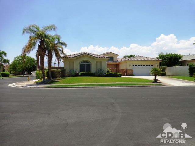51 Killian Way, Rancho Mirage, CA 92270 (MLS #218029472) :: The Jelmberg Team