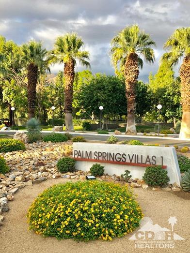 420 N Villa Court #207, Palm Springs, CA 92262 (MLS #218029552) :: The Jelmberg Team