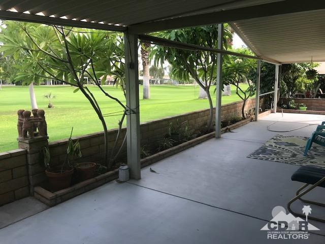 73450 Country Club Drive #285, Palm Desert, CA 92260 (MLS #218030298) :: The John Jay Group - Bennion Deville Homes