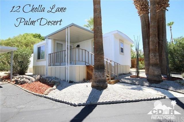 12 Cholla Lane, Palm Desert, CA 92260 (MLS #218032366) :: Brad Schmett Real Estate Group