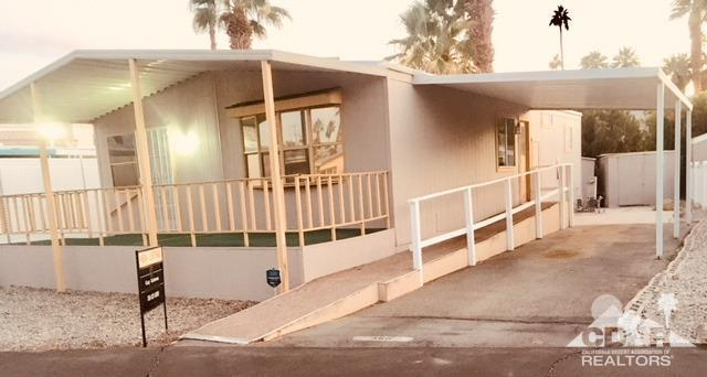 366 Buffalo, Cathedral City, CA 92234 (MLS #218033554) :: The John Jay Group - Bennion Deville Homes