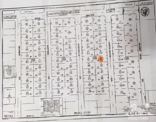 0 Northshore Dr, Mecca, CA 92254 (MLS #218034630) :: The John Jay Group - Bennion Deville Homes