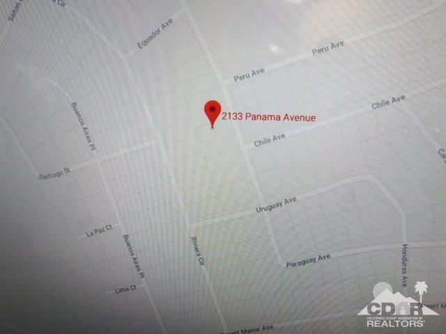 2133 Panama Avenue, Salton City, CA 92274 (MLS #218035890) :: The John Jay Group - Bennion Deville Homes