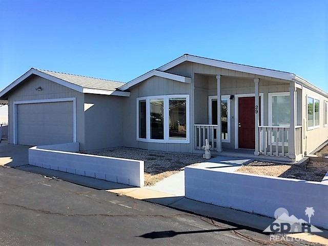 69525 Dillon Road #29, Desert Hot Springs, CA 92241 (MLS #219000747) :: The Sandi Phillips Team