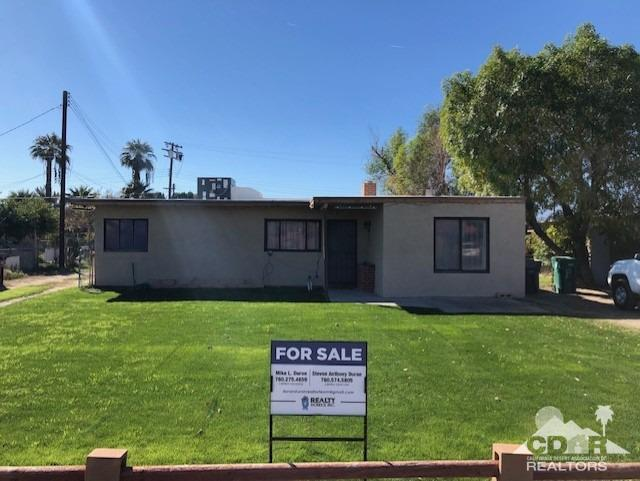 81425 N Palo Verde Drive N, Indio, CA 92201 (MLS #219004389) :: Brad Schmett Real Estate Group
