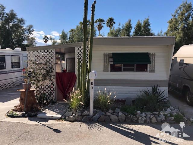 18131 Langlios E-11, Desert Hot Springs, CA 92240 (MLS #219006787) :: Brad Schmett Real Estate Group