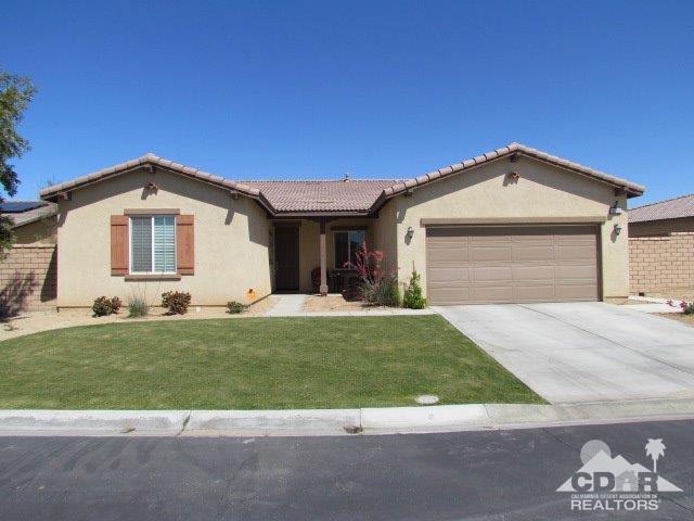 83700 Olympus Drive, Indio, CA 92203 (MLS #219010639) :: Hacienda Group Inc