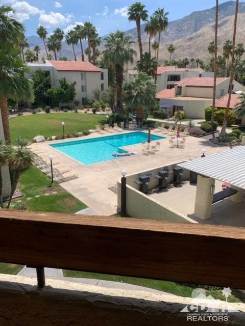 1490 S Camino Real #306, Palm Springs, CA 92264 (MLS #219014213) :: Hacienda Group Inc