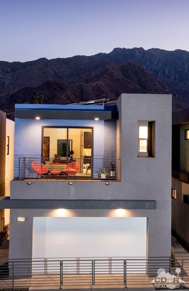485 Beacon Way, Palm Springs, CA 92262 (MLS #219015115) :: Brad Schmett Real Estate Group