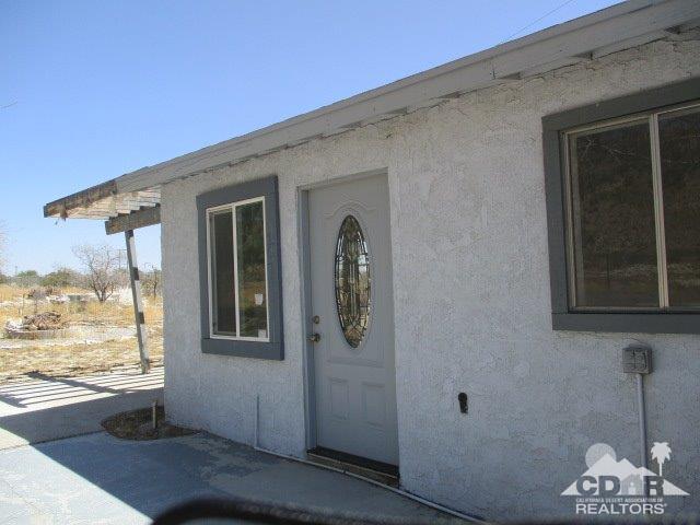 16700 Evans Lane, Desert Hot Springs, CA 92241 (MLS #219016977) :: Deirdre Coit and Associates