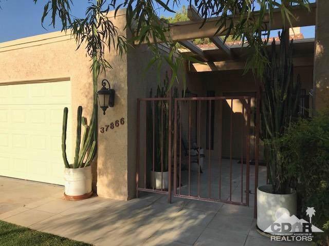 37866 Los Cocos Drive W, Rancho Mirage, CA 92270 (MLS #219019099) :: The Sandi Phillips Team