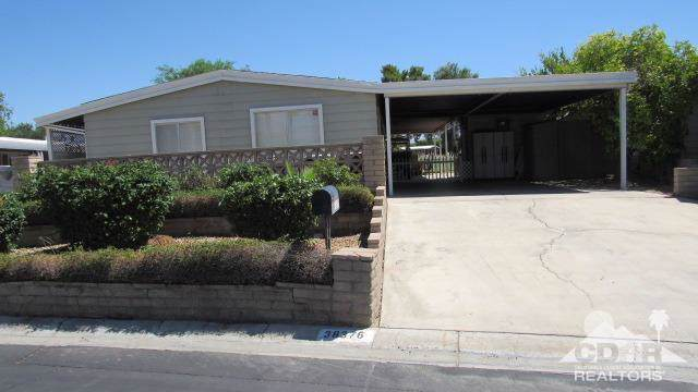 38376 Poppet Canyon Drive, Palm Desert, CA 92260 (MLS #219019467) :: Hacienda Group Inc