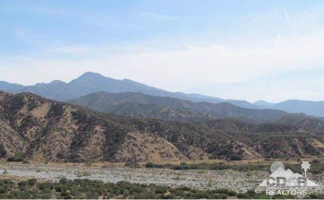 0 Belvedere, Mountain Center, CA 92561 (MLS #219019885) :: Deirdre Coit and Associates