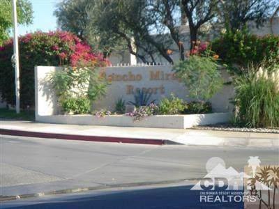 69609 Karen Way, Rancho Mirage, CA 92270 (MLS #219024349) :: The John Jay Group - Bennion Deville Homes