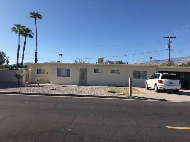 4409 E Camino Parocela, Palm Springs, CA 92264 (MLS #219030125) :: Deirdre Coit and Associates