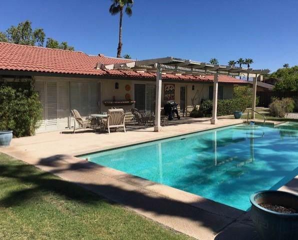 2383 E El Alameda, Palm Springs, CA 92262 (MLS #219030219) :: The Sandi Phillips Team