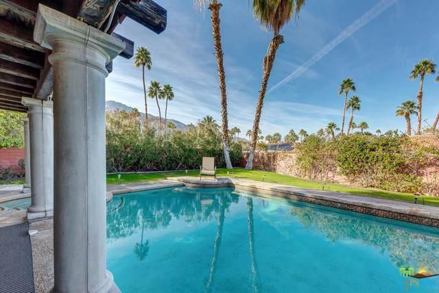 2822 Alondra Way, Palm Springs, CA 92264 (MLS #219031377) :: The Sandi Phillips Team