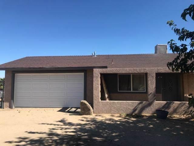 7399 Palomar Avenue, Yucca Valley, CA 92284 (MLS #219031905) :: The John Jay Group - Bennion Deville Homes