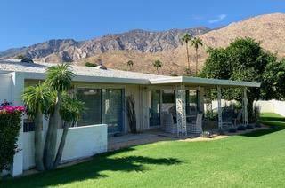 2210 S Calle Palo Fierro, Palm Springs, CA 92264 (MLS #219033532) :: The John Jay Group - Bennion Deville Homes