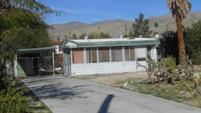66870 Flora Avenue, Desert Hot Springs, CA 92240 (MLS #219034917) :: Mark Wise | Bennion Deville Homes
