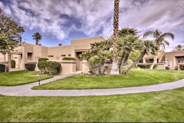 28268 Desert Princess Drive, Cathedral City, CA 92234 (MLS #219035089) :: The Sandi Phillips Team