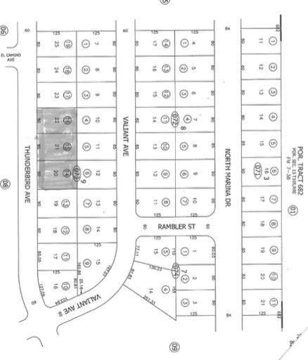 1486 Thunderbird Avenue, Salton City, CA 92275 (MLS #219035124) :: The Sandi Phillips Team