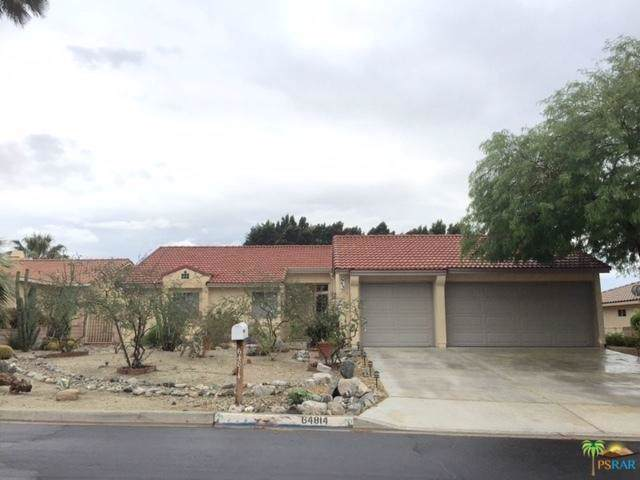 64814 Pinehurst Circle, Desert Hot Springs, CA 92240 (MLS #219037124) :: Brad Schmett Real Estate Group