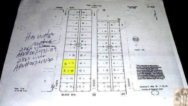 2864 Vista (Water Meter) Avenue, Salton City, CA 92275 (MLS #219037164) :: The John Jay Group - Bennion Deville Homes