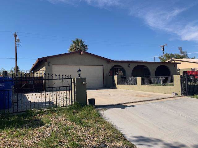 13085 Cactus Drive, Desert Hot Springs, CA 92240 (MLS #219037675) :: Hacienda Agency Inc