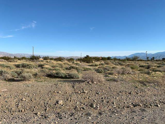 0 Worsley Road, Desert Hot Springs, CA 92240 (MLS #219038367) :: The John Jay Group - Bennion Deville Homes