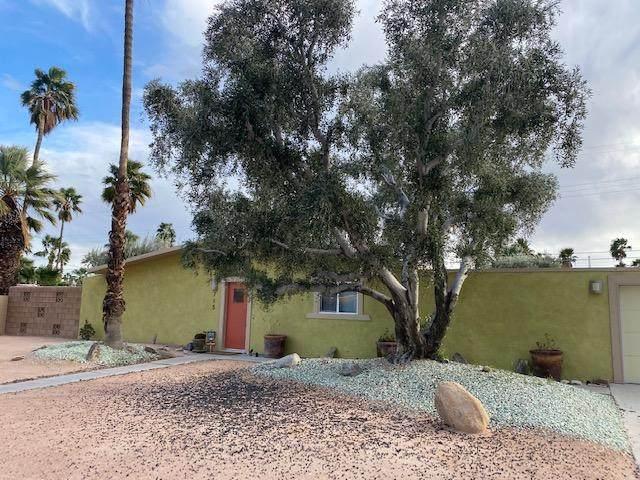 715 E Spencer Drive, Palm Springs, CA 92262 (MLS #219039526) :: Brad Schmett Real Estate Group