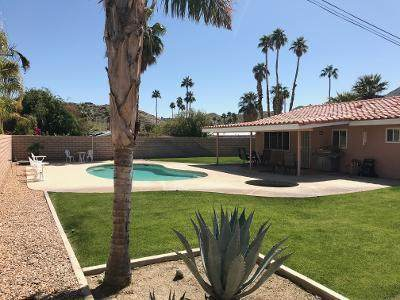 68570 Sharpless Road, Cathedral City, CA 92234 (MLS #219041576) :: The John Jay Group - Bennion Deville Homes
