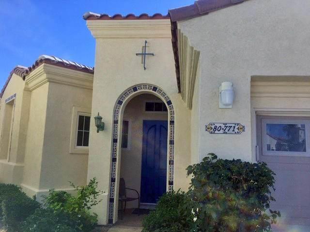80771 Calle Azul, La Quinta, CA 92253 (#219043489) :: The Pratt Group