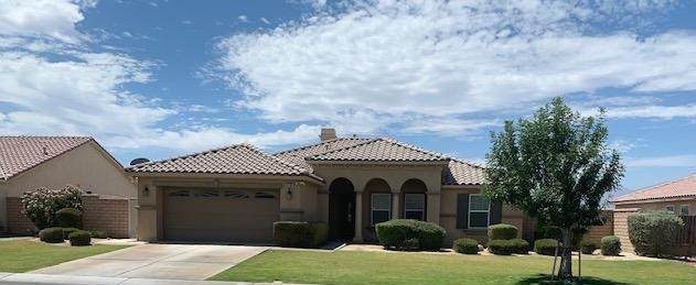 82381 Parish Drive, Indio, CA 92203 (#219043723) :: The Pratt Group