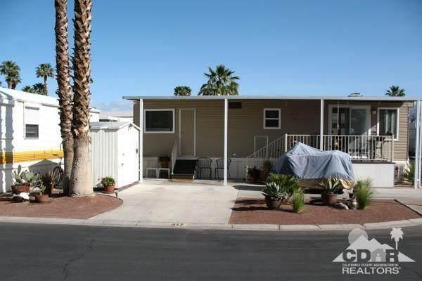 84250 Indio Springs Drive #417, Indio, CA 92203 (MLS #219045710) :: Hacienda Agency Inc