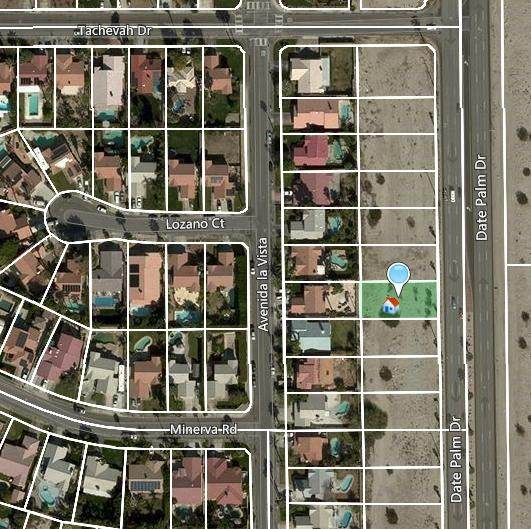 0 Date Palm Drive, Cathedral City, CA 92234 (MLS #219046119) :: Hacienda Agency Inc