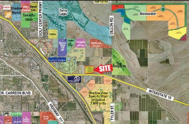 0 Vista Del Norte, Coachella, CA 92236 (MLS #219046123) :: Hacienda Agency Inc