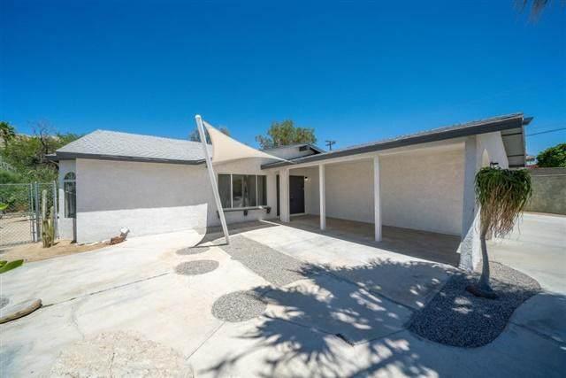 12700 Catalpa Avenue, Desert Hot Springs, CA 92240 (MLS #219047502) :: Hacienda Agency Inc