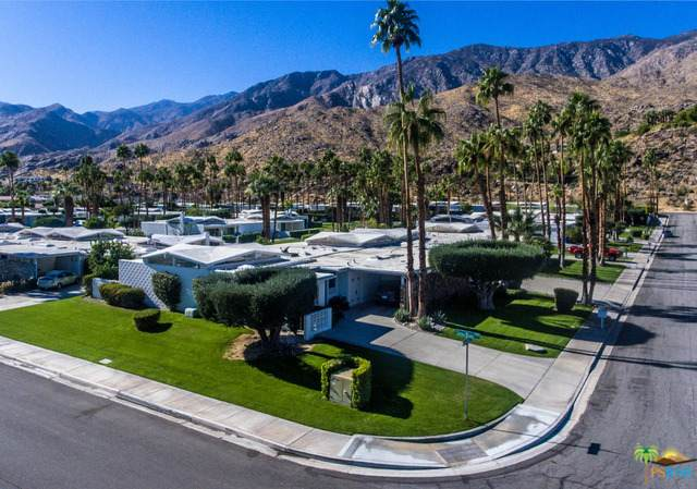 291 E Canyon Vista Drive, Palm Springs, CA 92264 (MLS #219047805) :: The Sandi Phillips Team
