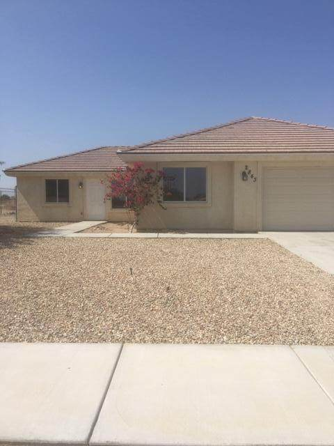 2843 Stardust, Thermal, CA 92274 (MLS #219050037) :: Mark Wise | Bennion Deville Homes
