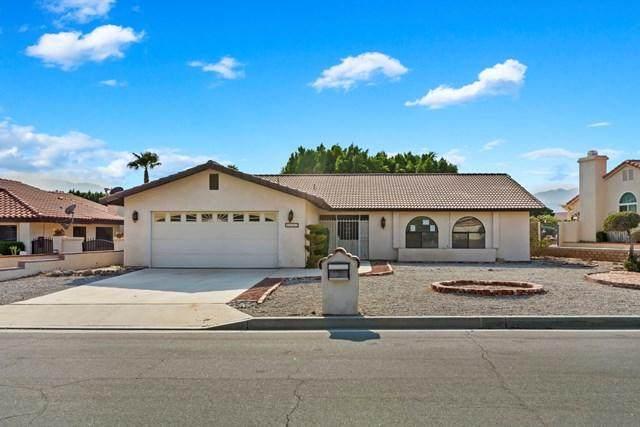9451 Warwick Drive, Desert Hot Springs, CA 92240 (MLS #219050193) :: The John Jay Group - Bennion Deville Homes