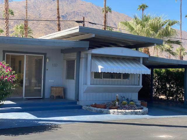 132 Mecca Street, Palm Springs, CA 92264 (MLS #219050829) :: The Sandi Phillips Team