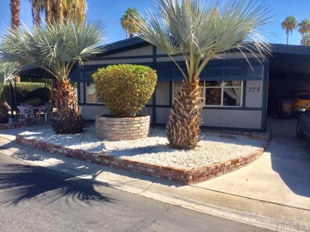 378 Andorra Way, Cathedral City, CA 92234 (MLS #219051518) :: Brad Schmett Real Estate Group