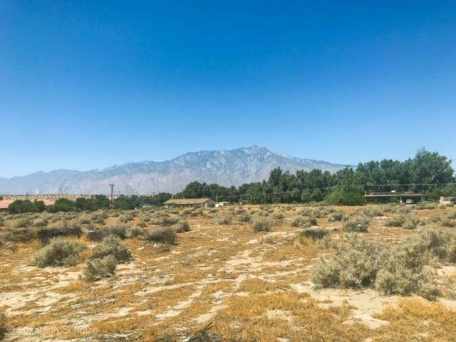0 20th Avenue, Desert Hot Springs, CA 92241 (#219051751) :: The Pratt Group