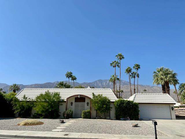 1543 S Beverly Drive, Palm Springs, CA 92264 (MLS #219052095) :: The Jelmberg Team