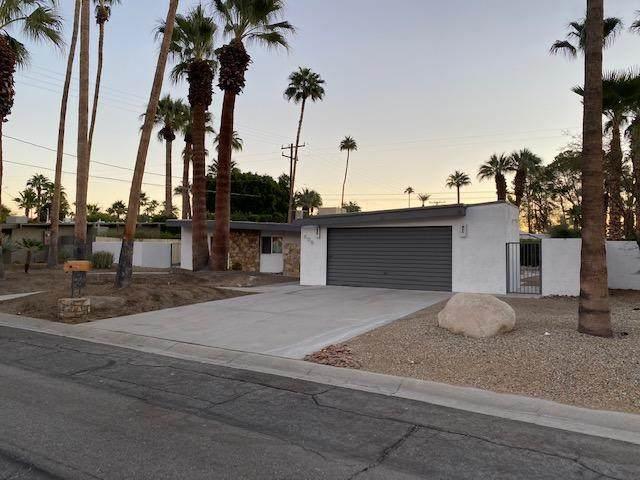 606 S Bedford Drive, Palm Springs, CA 92264 (MLS #219052174) :: Brad Schmett Real Estate Group