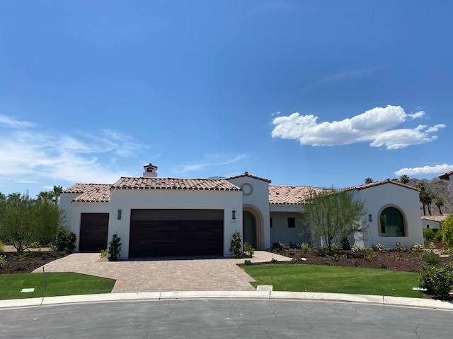 80165 N Residence Club Drive, La Quinta, CA 92253 (MLS #219052604) :: The Jelmberg Team