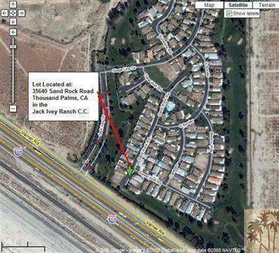 35640 Sand Rock Road, Thousand Palms, CA 92276 (MLS #219053202) :: The Jelmberg Team