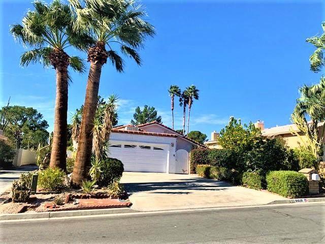 64518 Pinehurst Circle, Desert Hot Springs, CA 92240 (MLS #219053624) :: The Jelmberg Team